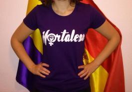 Camiseta feminista PCE